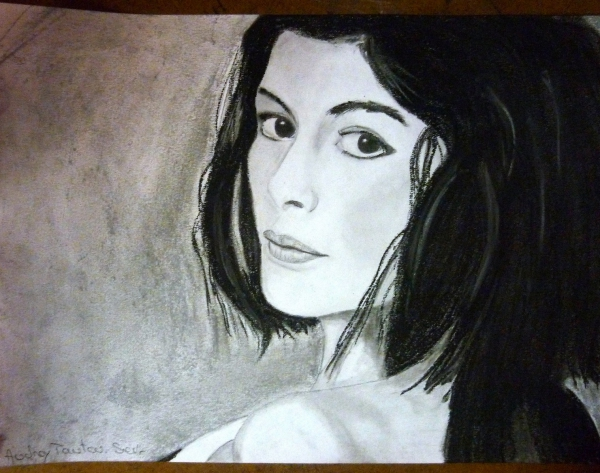 Audrey Tautou by sev